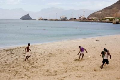 Mindelo, Cabo Verde 2013