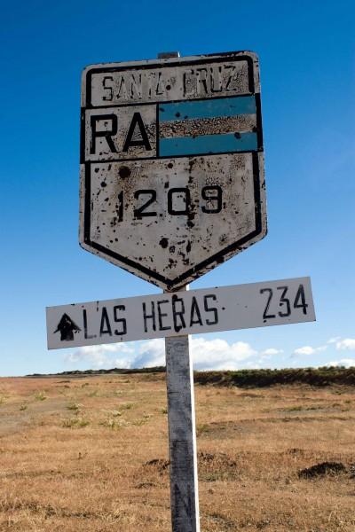 Ruta 40, Argentina 2008