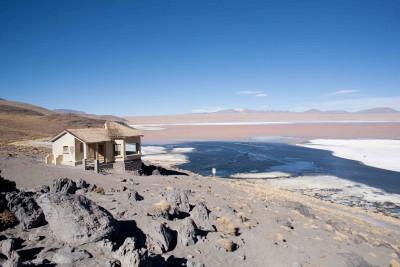 Laguna colorada, Bolivia 2014